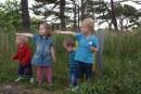 Cachen met kinderen – Nick van Blanken