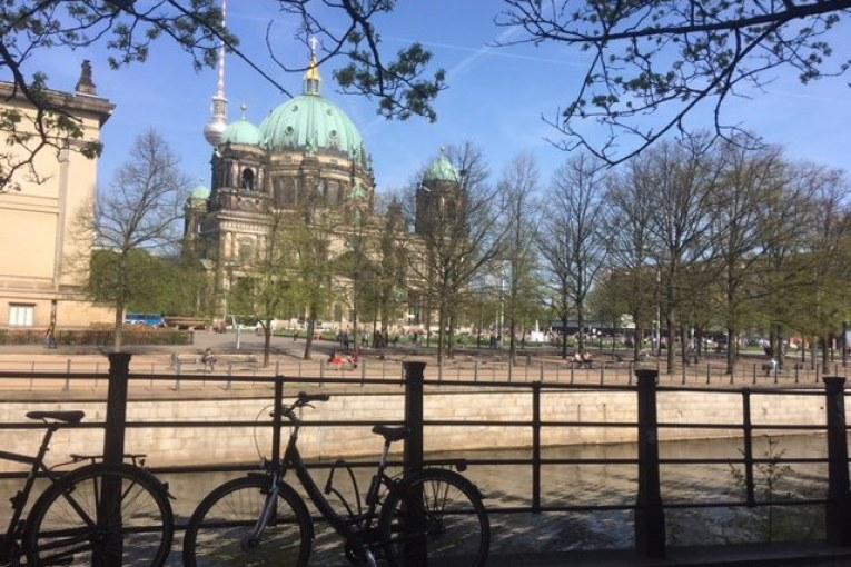 Geocachen in Berlijn – Marieke Suur