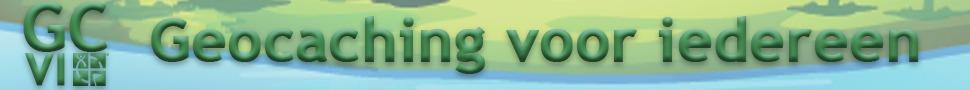 Geocaching Voor Iedereen